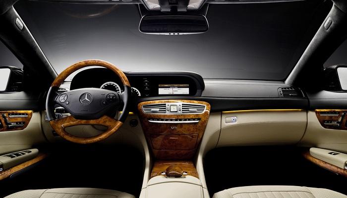 Mercedes-Benz - Granit Döşeme