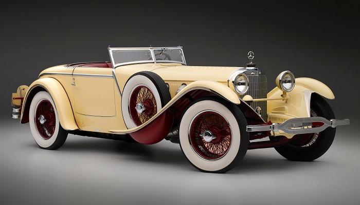 1928 680S Torpedo Roadster
