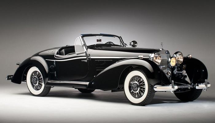 1936 ve 1937 540 K Spezial