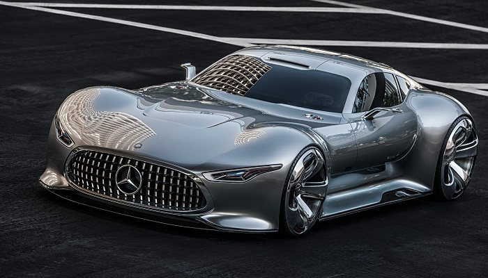 AMG Vision GT Concept
