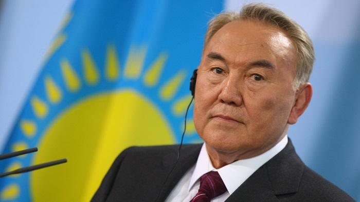 Nursultan Nazarbayev - Kazakistan Devlet Başkanı