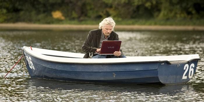 Richard Branson'un Eğitim Hayatı