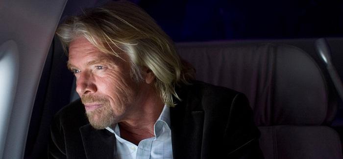 Richard Branson'un İş Hayatı