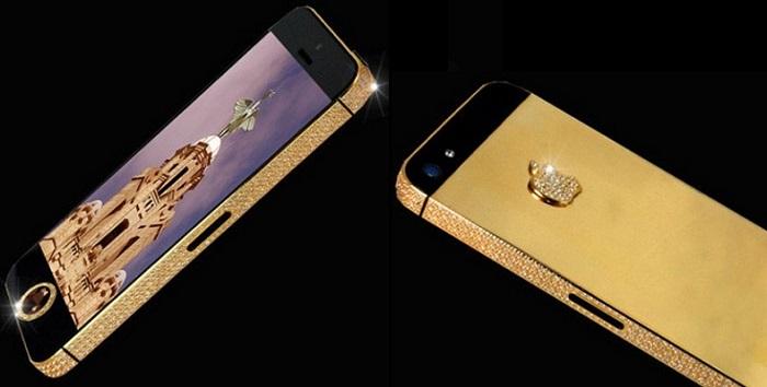 Altın iPhone