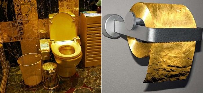 Tuvalet ve Tuvalet Kağıdı