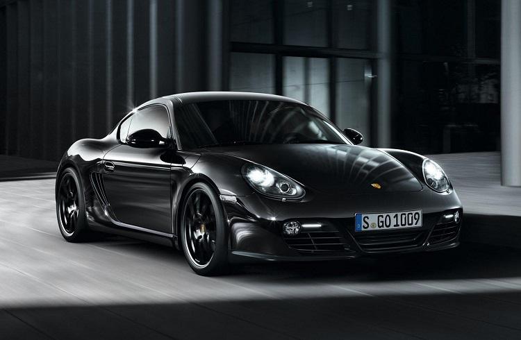 """Siyahın Asaleti Porsche'de Vücut Buldu: """"Cayman Black Edition"""""""