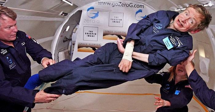 Stephen Hawking'in Eğlenceli Kişiliği