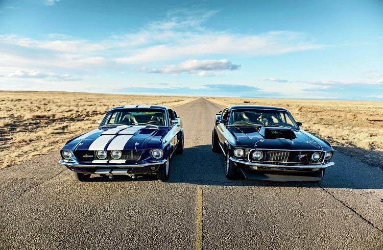 Tüm Zamanların En Karizma 10 Mustang Modeli