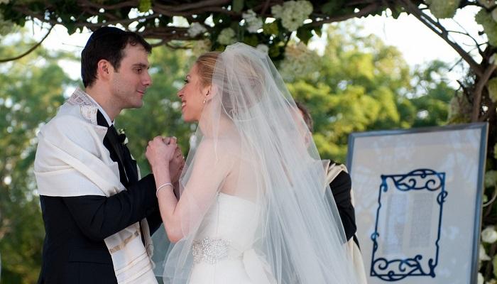Chelsea Clinton ve Marc Mezvinsky