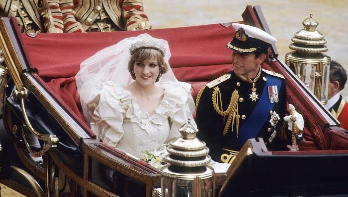 Lady Diana ve Prens Charles