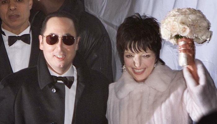 Liza Minnelli ve David Gest