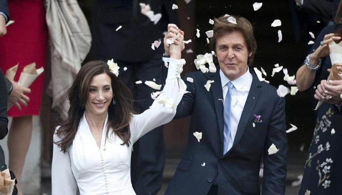 Paul McCartney ve Heather Mills
