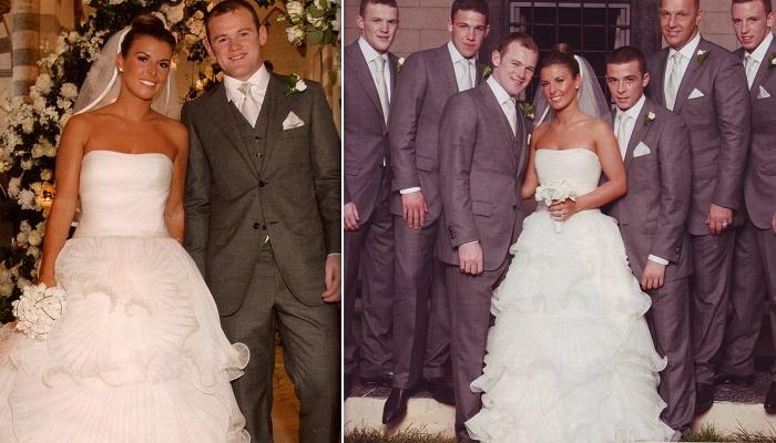 Wayne Rooney ve Coolen McLoughlin