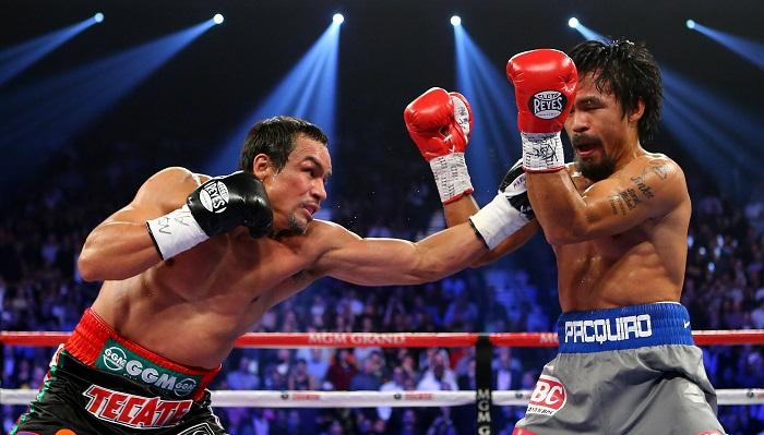 Manny Pacquiao & Juan Manuel Marquez