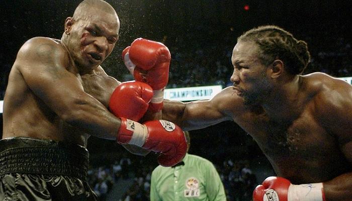 Mike Tyson & Lennox Lewis
