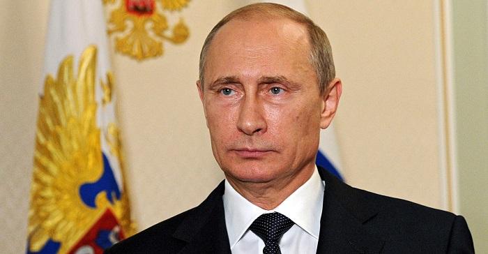 Vladimir Putin - Rusya Devlet Başkanı