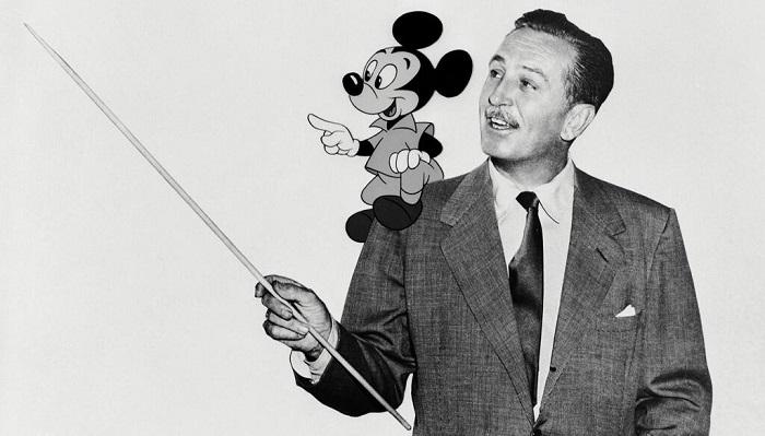 Walt Disney'in Minik Fareyle Değişen Hayatı