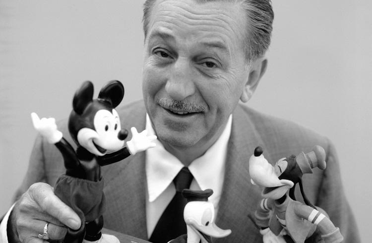 Walt Disney'in Minik Fareyle Başlayan Öyküsü