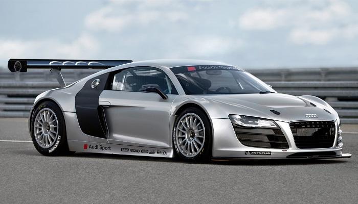 2011 Audi R8 LMS GT3