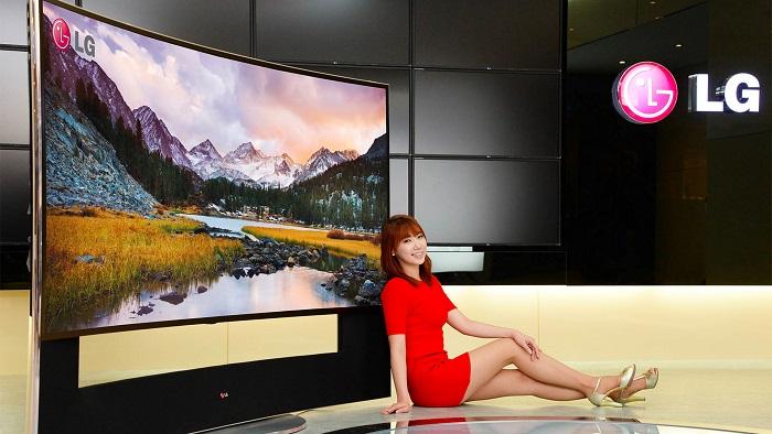 Büyük Ekran Smart Televizyon