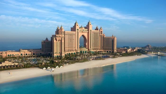 Atlantis Hotel'i Ziyaret Edebilirsiniz