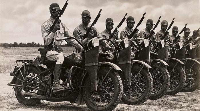 Birinci ve İkinci Dünya Savaşı Dönemlerinde Harley Davidson Motorları