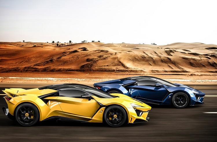 """Diğer Süper Otomobillere Fark Atacak Bir Canavar: """"Fenyr SuperSport"""""""