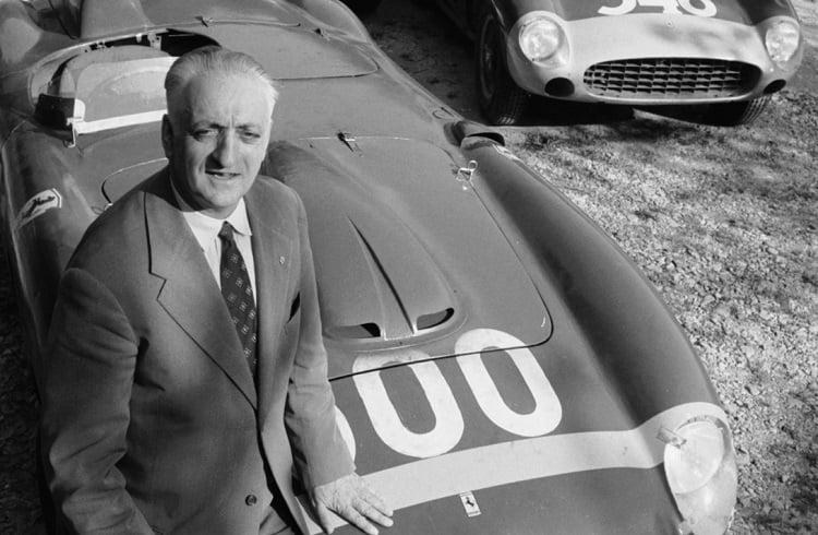 Dışlanmış Enzo Ferrari'nin İnanılmaz Hikayesi