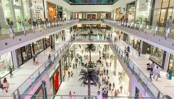 Dubai Alışveriş Merkezi'nde Alışveriş Yapabilirsiniz