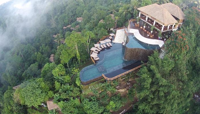 Hanging Gardens Ubud Hotel - Luxury Pool