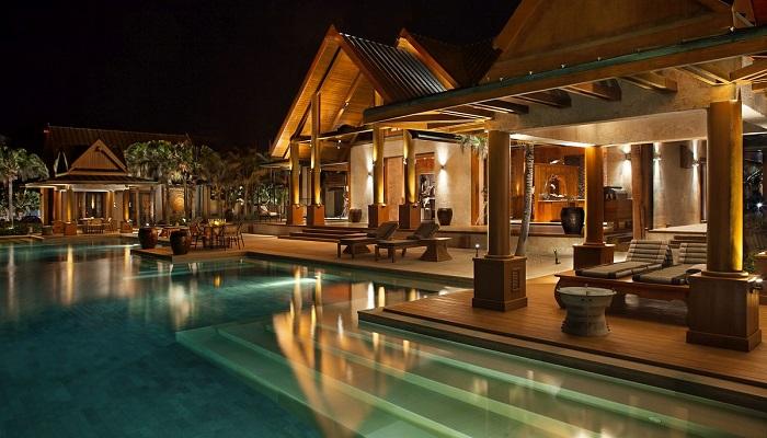 Nandana Villas Pool