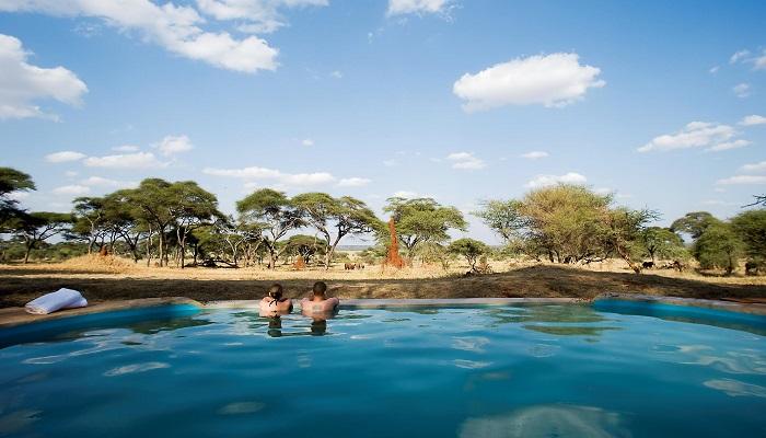 Sanctuary Swala Pool