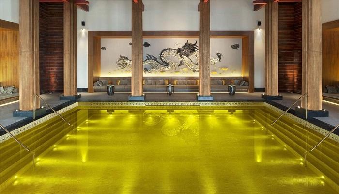 St. Regis - Gold Energy Pool