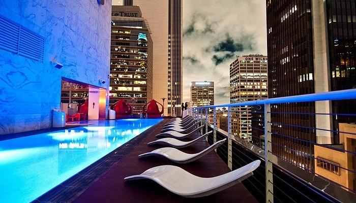 Standard Rooftop Pool