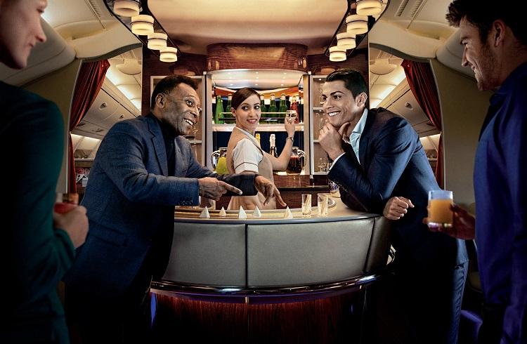Dünyanın En Gözde Hava Yolu Şirketlerinin Birbirinden Lüks 10 Kabin Barı