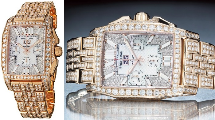 Breitling Bentley Collection - Model R4436563/A657