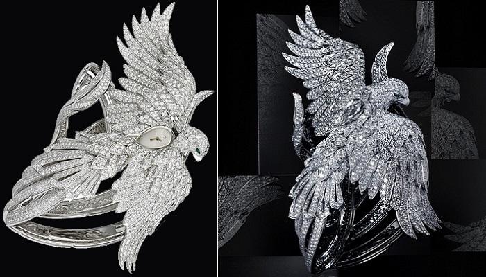 Cartier Phoenix Décor Secret