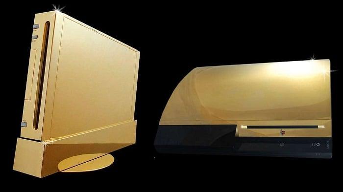 Altın Nintendo Wii Supreme