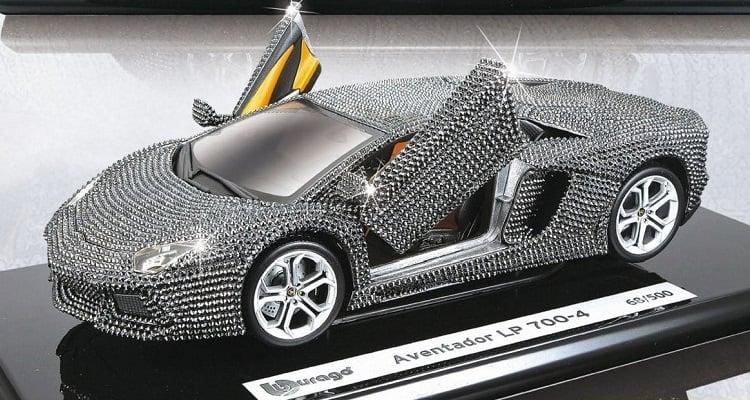 Lamborghini Aventador LP Model Araba