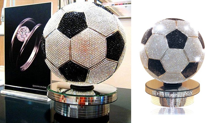 Shimansky Futbol Topu