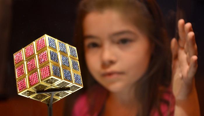 Masterpiece Rubik Küpü
