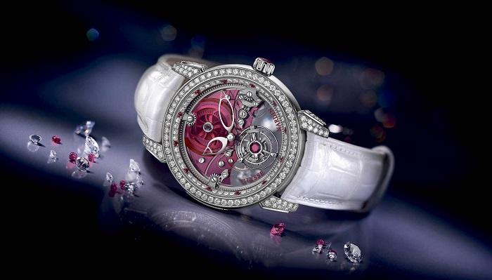 Ulysse Nardin Royal Ruby Tourbillon