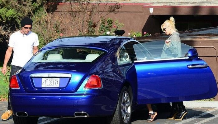 Gwen Stefani - Rolls-Royce Wraith
