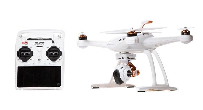 Chroma(TM) Camera Drone With CGO2+
