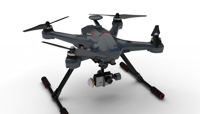 Walkera Scout X4 FPV GPS Brushless Quadcopter Drone