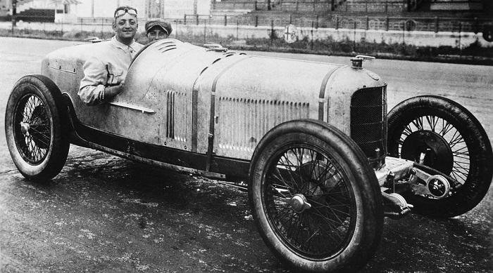 Enzo Ferrari'nin Alfa Romeo Macerası