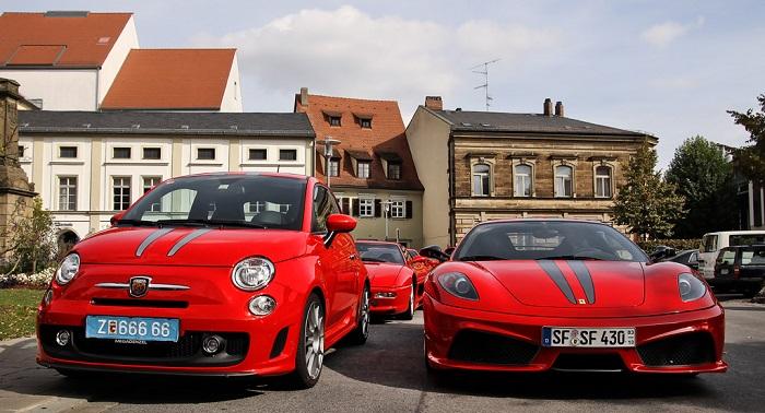 Ferrari'nin Fiat'a Satılması