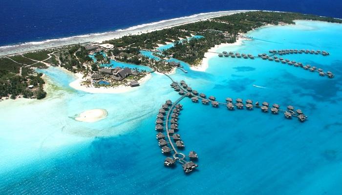 Fransız Polinezyası - Bora Bora/Matira Beach