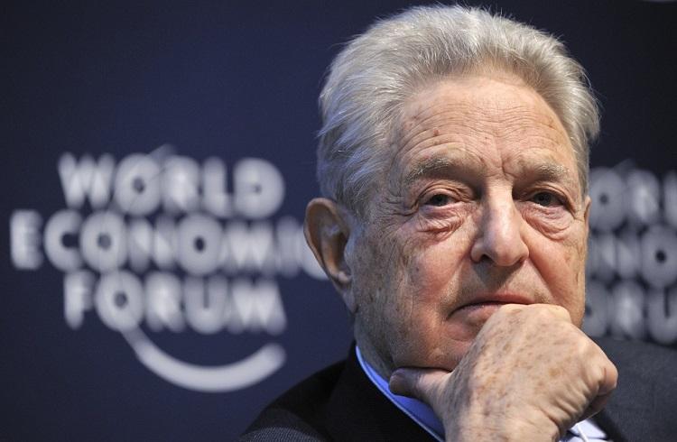 George Soros Rusya'da Yasaklandı