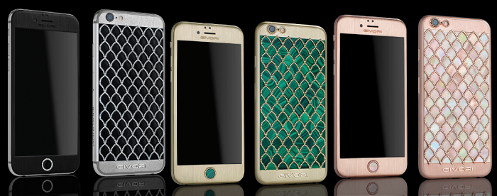 Givori Calypso Diamond iPhone 6S